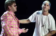 Has Elton John Ever Used Eminem's Very Personal, Very Expensive Wedding Gift?