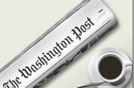The Washington Post Has A Problem With Other Newspapers Printing Lies About Gays?