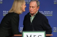 Sometime-Marriage Advocate Michael Bloomberg Doesn't Want Anyone Else Serving 3 Terms Like Him