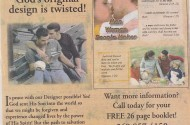 Sometimes It Takes a Hateful Ad To Get a Newspaper To Print Photos of Gay Men In Love