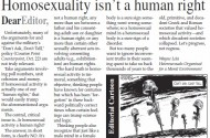 When College Newspapers Run Out of Homophobic Students, They Turn to Hate Groups