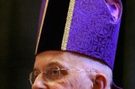 Chicago's Cardinal Francis George: Gay Civil Unions Threaten To Undo Years Of Church's Marriage Bullying