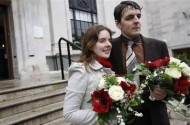 Why Won't Britain Let Straight Couple Tom Freeman and Katherine Doyle Get Gay Married (Again)?