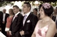 Don't Hate Carlos + Tony For Having The Dream Wedding You Wish You Did
