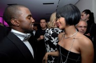 Kanye West Plays Sexuality Steward With Rihanna