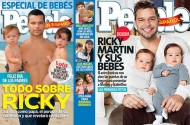 Is Ricky Martin Done Being a People Beefcake model?