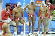 Singapore's Water Polo Team Will Stop Using Its Curved Phallus Speedos