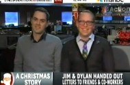 Jim Glaub + Dylan Parker Still Don't Know Why They're Receiving Santa's Mail