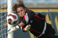 German Goalkeeper Nadine Angerer: I'm Bi, So What