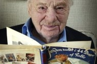Actor Palle Huld, Said To Be The Real-Life Tintin, Dies At 98