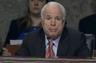 LIVE FEED: John McCain Embarrasses America For A Second Day In a Row