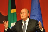 FIFA Chief Sepp Blatter: If Gays Fear Qatar's Homophobic Laws, They Should Abstain During World Cup