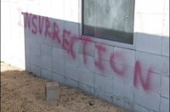 Missouri Vandals Tell Local Islamic Center 'Gay Is OK'