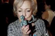 The Traditional Trophy For Senior Actresses Is A Bedside Companion