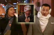 Pee-wee Herman Gay Bashes Anderson Cooper