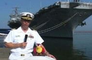 We Haven't Seen Everything In Navy Capt. Owen Honors' Video Library Just Yet