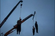 Iran Hangs 3 Men For Rape Of Teen Boy