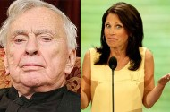 Gore Vidal Will Not Respond To Anything Regarding 'Stupid' Rep. Michele Bachmann