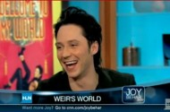 Johnny Weir Would've Picked Heterosexual If He Had A Choice