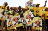 Ugandan President Yoweri Museveni Wins Re-election, Supposedly