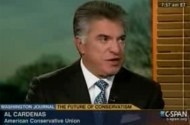 Al Cardenas Is Going To 'Vet' Any Future Guests At CPAC, Includin GOProud