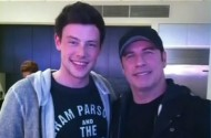 Cory Monteith's Super Bowl Hang Out With John Travolta Was Completely Innocent
