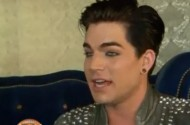 Is Adam Lambert Finally Ready To Represent The Gays?