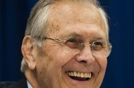 A Look Back: Donald Rumsfeld Says Time Has Come To Let Gays Serve Openly