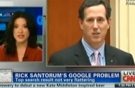 CNN Googles 'Rick Santorum,' Turns Up Hilarious Not-To-Be-Named Results