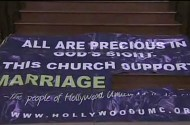 Hollywood United Methodist Vandals Succeed In Getting Church To Recommit To Marriage Equality