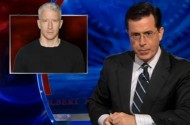 Stephen Colbert Calls For Anderson Cooper To Step Down