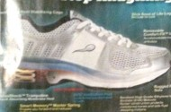 Why Doesn't Your Athletic Shoe Have Semen On It?