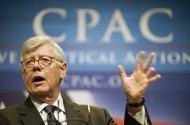 Just In Time For GOProud's Overthrow Of CPAC, Conference Head David Keene Exits