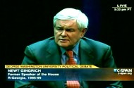 Newt Gingrich Believes In The Sanctity Of Believing In Marriage Discrimination