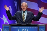 CPAC Gives Ron Paul The Only Presidential Race He'll Ever Win (Twice)