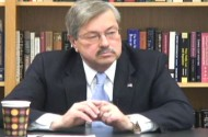 IA Gov. Terry Branstad Wants 'To Treat Everybody With Fairness,' But That Doesn't Include Gays Marrying