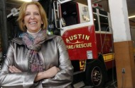Austin Fire Chief Rhoda Mae Kerr Comes Out As Straight In Ethics Scandal