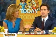 Matt Bomer Loves Talking About His Kids On Television, Not His Husband