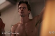 White Collar's Matt Bomer Now Earning $100,000 Per Episode Not To Talk About His Personal Life