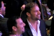 This Is Video Of Ricky Martin And 'Partner In Crime' Carlos Gonzalez Abella Laughing Together