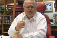 I Only Take Advice On The Consequences OF Repealing DOMA From Pastor John Hagee