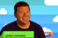 Back When MTV Had VJs, There Was Dave Holmes. And He Was Out The Whole Time