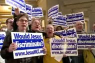 These Christians Aren't Thrilled With Indiana Senate's Constitutional Gay Marriage Ban