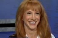 Kathy Griffin: Sarah Palin Hates Gay People