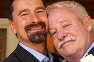 Author Armistead Maupin + Husband Have Bathroom Privileges Revoked Because They Aren't 'Real Men'