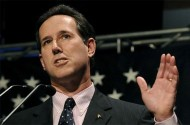 Is Rick Santorum Finally Getting Out Of Your Bedrooms And Wishing Your Butt Sex The Best?