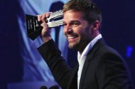 GLAAD Hands Ricky Martin The Statue The Recording Academy Won't
