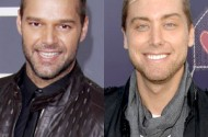 Who Do People Listen To On Twitter More: Ricky Martin Or Lance Bass?
