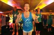 Richard Simmons Joins John Travolta In Gaying Up Airline Safety Videos