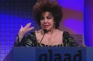 Elizabeth Taylor Was 'Tickled Pink' To Be Honored For Her Activism